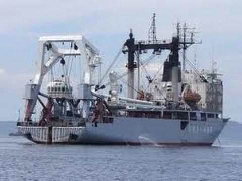 Корабль Тихоокеанского флота КИЛ-168 / Pacific Fleet KIL-168