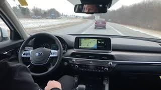 First Drive in 2020 Kia Telluride