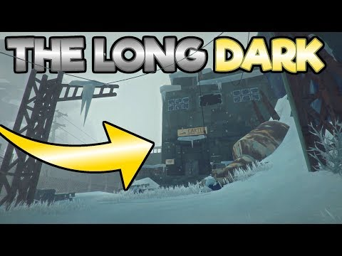 Searching For the Hidden Dam! - Long Dark Wintermute Gameplay #9