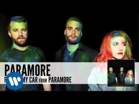 Paramore - Fast In My Car