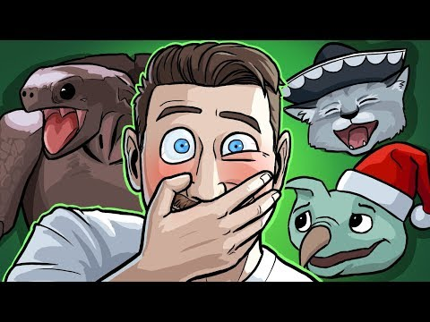 Terroriser's Try Not To Laugh Movember Charity Challenge!