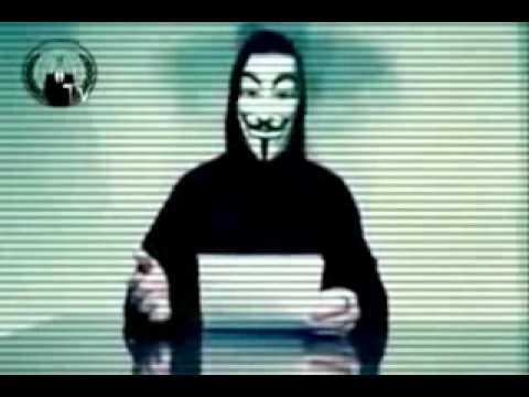 Anonymous aniquilará Facebook este 05 de noviembre 2011