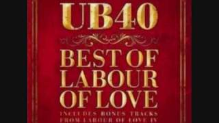 ub40 the way you do the thing you do