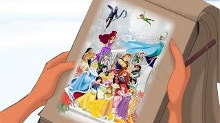Christmas- Disney/Non Crossover- Happy New Year!