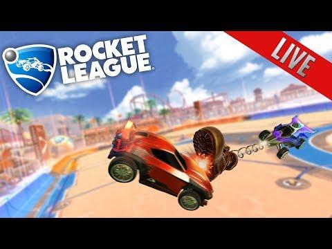 Live cu Rocket League |  Hai sa vedem cate tiere facem live-ul asta