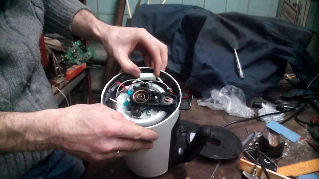 Замена тэна чайника своими руками 93