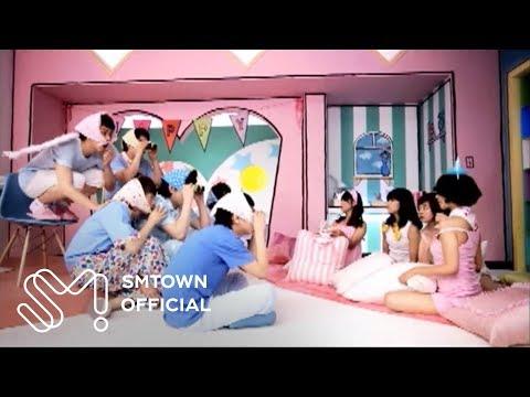 슈퍼주니어-해피(superjunior-happy) 파자마파티 뮤직비디오(musicvideo) video