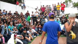 10. lou G vs decer. face to face el salvador 2013