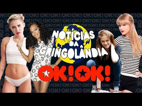 A bunda da Taylor Swift, o namorado da Miley Cyrus, casório da Solange AND K- Stew de cueca