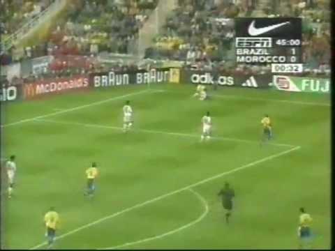 Dunga vs Morocco 1998