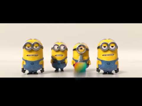 Despicable Me 2 Minions Banana Song 2013 SN-[Mp3 D