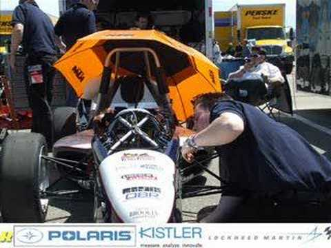 ... car at the 2008 FSAE competition at the Michigan International Speedway ...