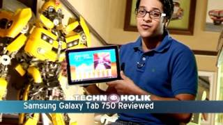 Technoholik: Review HCL ME X1 & Samsung Galaxy Tab 750