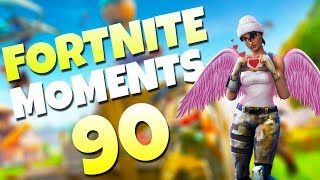 ONE IN A MILLION CROSSBOW SHOT! (VALENTINE'S DAY LUCK) | Fortnite Daily Funny and WTF Moments Ep. 90
