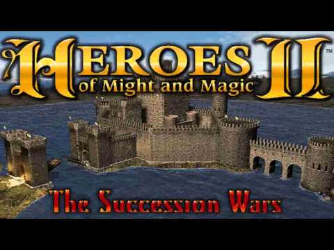 Heroes 2 of Might and Magic Soundtrack (ost) [complete / HD]