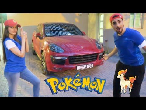 POKEMON GO - DUBAI ADVENTURE !!!