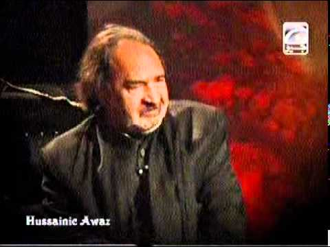 Allama Syed Naseem Abbas Rizvi @ Majlis Shab-e-Ashur (Geo.TV, 2011) Part -2