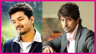 Vijay and Vikram at Shankar Birthday Party | Latest Tamil Cinema News