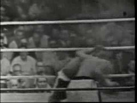 Sonny Liston The Big, Bad Bear Video