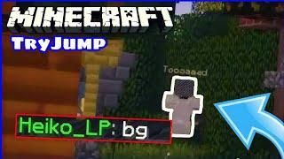 Heiko LP ViYoutubecom - Minecraft tryjump spielen