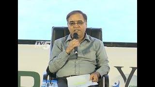 Rajeshwar Tiwari IAS and Chairman of RERA Telangana at Credai Property Show 2019 | Hyderabad | TV5
