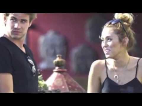 Miley Cyrus Liam Hemsworth True Love