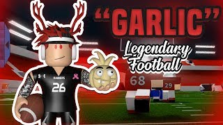 GARLIC & FUMBLES! Ft. DimerDillon | Legendary Football Funny Moments EP:1