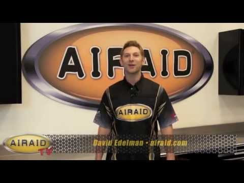AIRAID Intake For Duramax Diesel 6.6L 2007-2010 Chevy / GMC Installation Video
