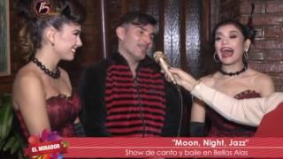 Bloque 3 34 Moon Night Jazz 34 Canto Y Baile En Bellas Alas