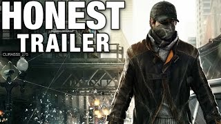 WATCH DOGS (Honest Game Trailers)