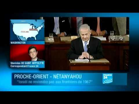 Palestine : Intervention scandaleuse de Netanyahu