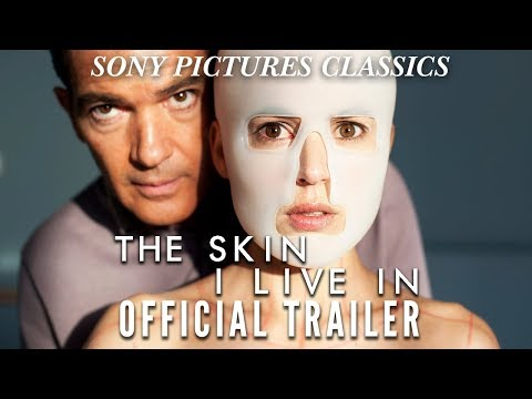 THE SKIN I LIVE IN official trailer!