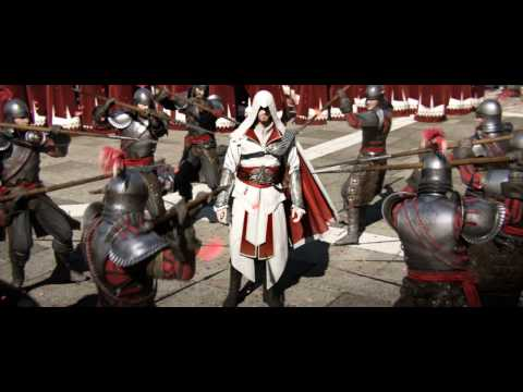 Assassin's Creed Brotherhood - E3 2010 - Trailer CGI