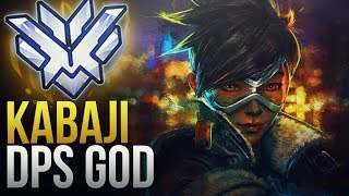 "Best Of ""Kabaji"" -  UNREAL DPS GOD - Overwatch Montage"