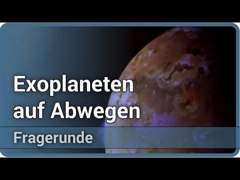 Fragerunde: Exoplaneten auf Abwegen • Live im Hörsaal | Johannes M. Ohlert