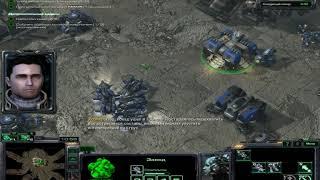 StarCraft II: Wings of Liberty Часть 6 (LetsPlay)