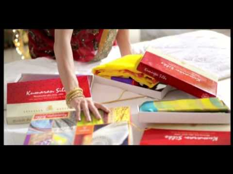 Kumaran Silks Advertisement video