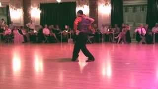 2014 Aug - Jolanta and Adrian Dance Canyengue to Hotel Victoria