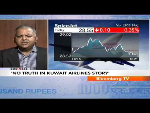 In Business - No Truth In Kuwait Airlines Story: SpiceJet