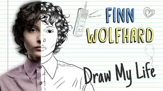 FINN WOLFHARD | Draw My Life | Mike Wheeler in STRANGER THINGS