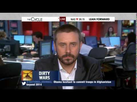 Jeremy Scahill Goes Off On MSNBC Pundits For Defending Obama Drone Strikes