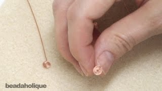 How to Make Decorative Headpins