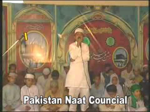 Pakitan Naat cncil Muqabla 2011Part 6.