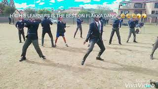 Flakka dance HCHS learners are the best on Flakka