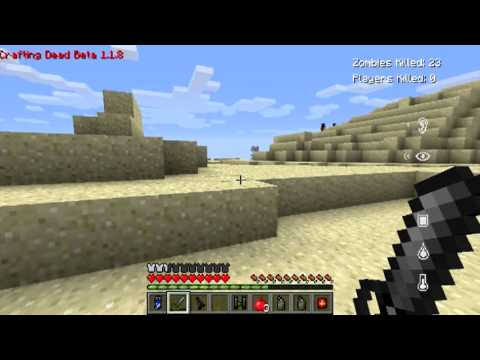 Let's Play Crafting Dead: Episode 1 Lucky Spawn
