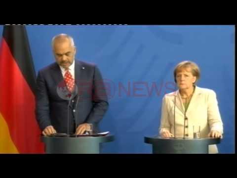 Samiti në Berlin, Merkel: Duam të integroheni më shpejt, Barroso: Po, ju keni perspektivë