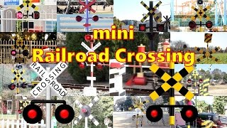 Mini Railway Crossings special feature Part4