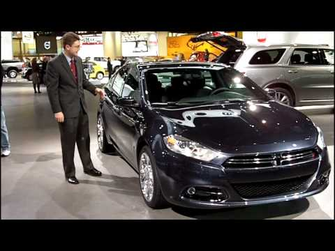 2013 dodge dart at the 2012 naias by automotive trends how to save money and do it yourself. Black Bedroom Furniture Sets. Home Design Ideas