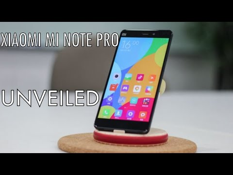 NEW Xiaomi Mi Note Pro Review - Specs & Features HD