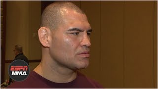 Cain Velasquez: Fighting Francis Ngannou was a 'no-brainer' for me | UFC Fight Night: Phoenix